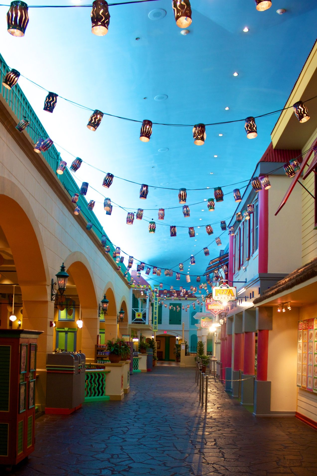 Disney S Caribbean Beach Resort With