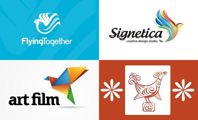 60 creative bird logo designs and ideas for your inspiration