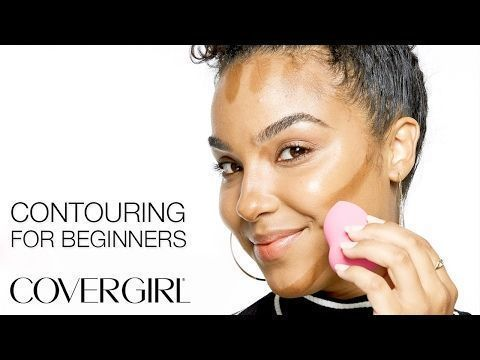 Photo of Contouring Makeup for Beginners with Jade Kendle | COVERGIRL  YouTube  #beginn -…
