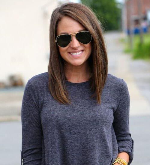 20 Amazing and Best Long Bob (LOB) Haircuts for Women   Styles At Life