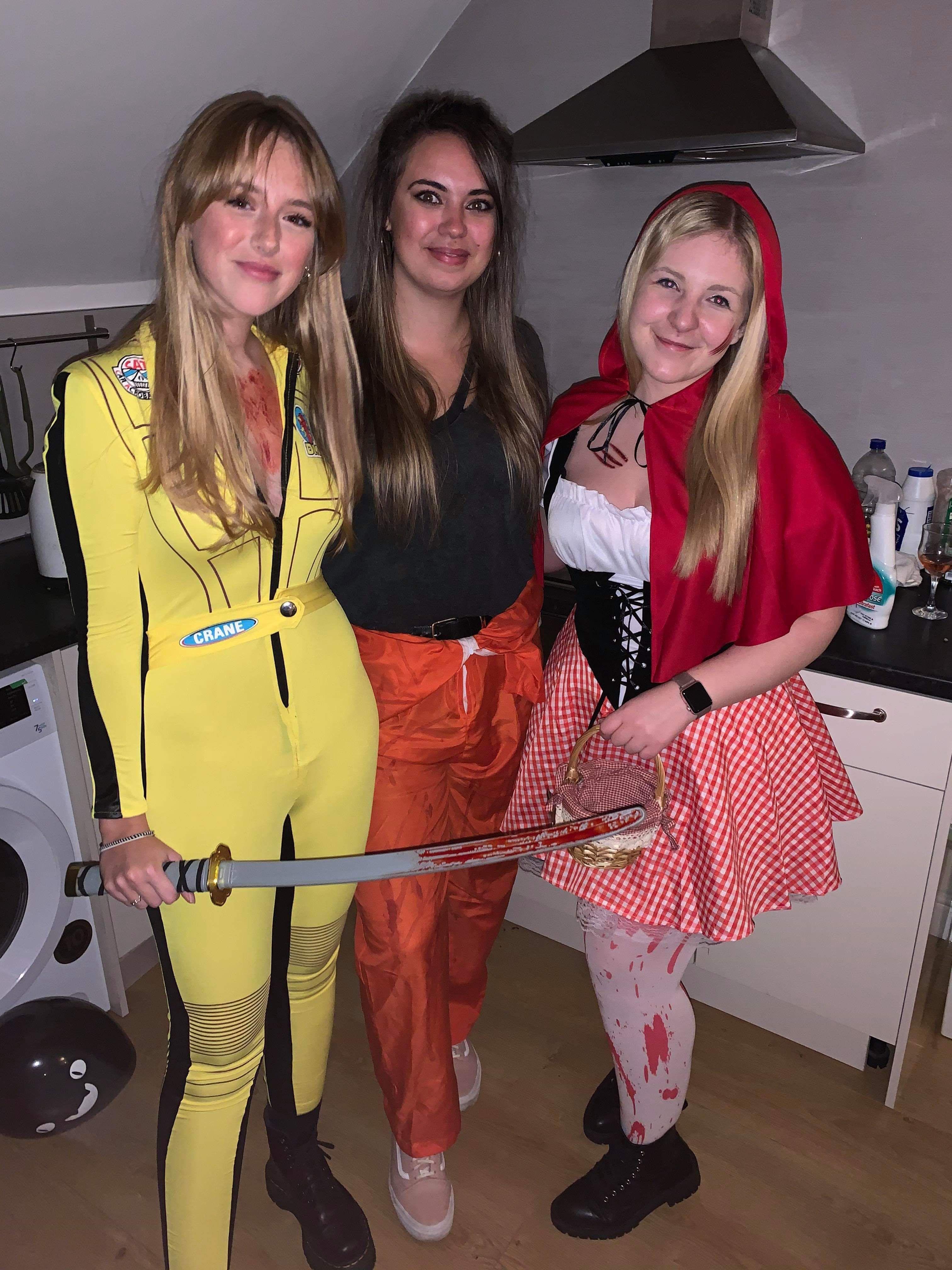 Kill Bill Halloween Costume 2019 (With images) Kill bill