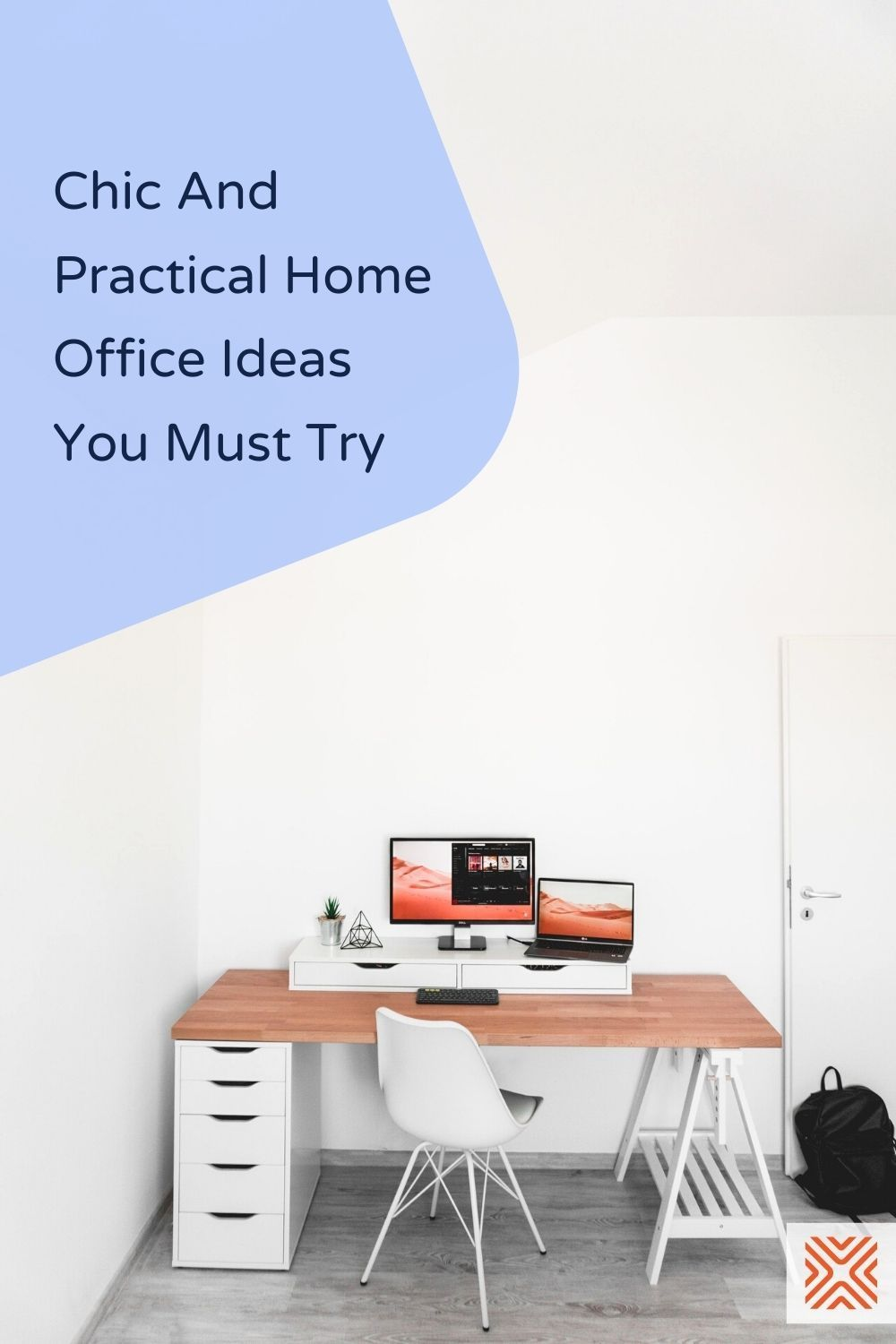 Home environments may not always be the most conducive to work in. The solution? Build yourself a workspace at home with help from these home office design ideas!