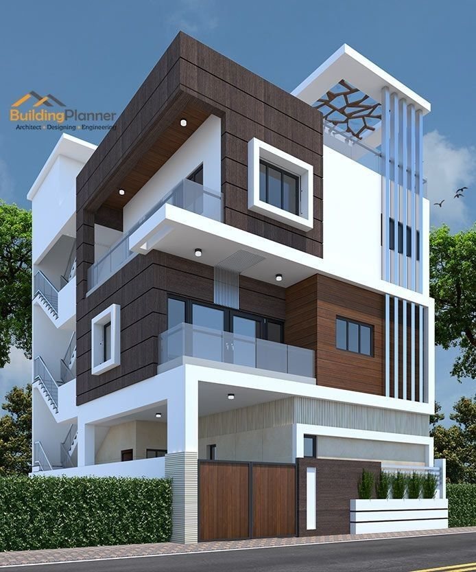 Decorate House In 2020 Architect Design House 3 Storey House Design House Construction Plan