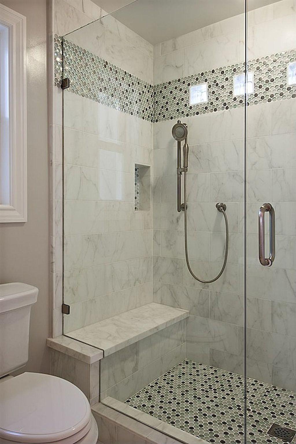 40 Beautiful Bathroom Shower Tile Design Ideas And