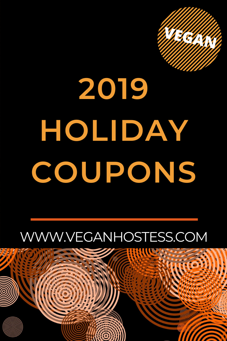 2019 Holiday Coupons Vegan Hostess Holiday Coupons Smart Money Holiday