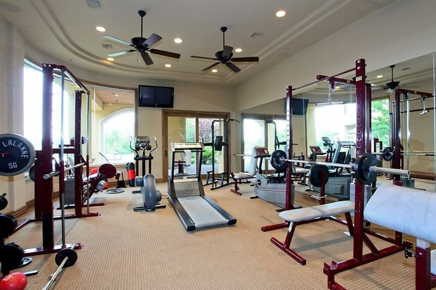 Superior 27 Luxury Home Gym Design Ideas For Fitness Buffs. This Is An Extensive  Photo Gallery Of Amazing Home Gym Photographs To Inspire Your Fitness Room.