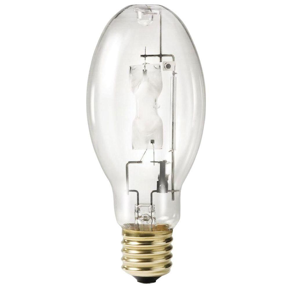 Philips 400 Watt Ed28 Switch Start Metal Halide Hid Light Bulb 12 Pack Light Bulb Hid Light Bulbs Bulb