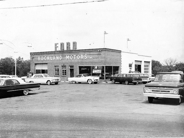 Rockland motors ford rockland me 1962 ford cars and for General motors dealership near me