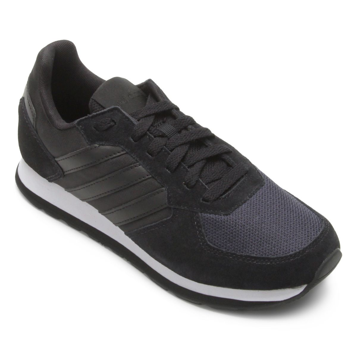 Tênis Adidas 8K Feminino Preto   Adidas