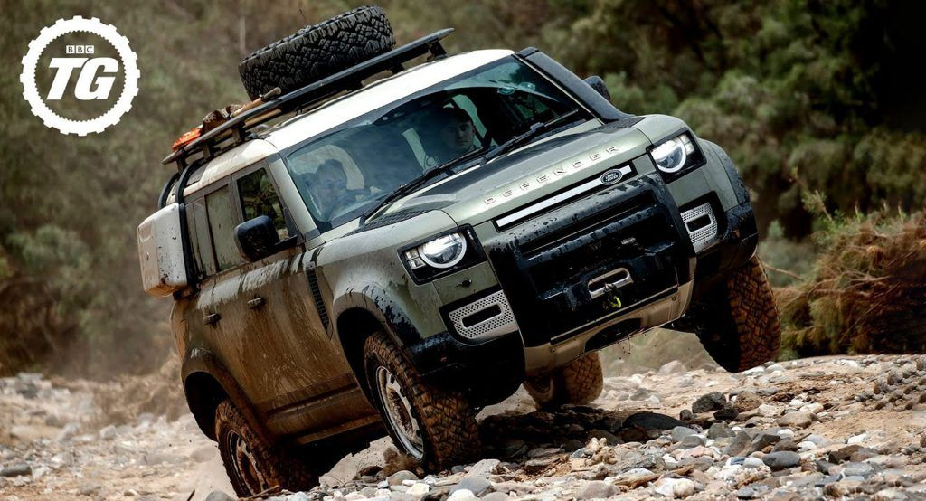 First 2020 Land Rover Defender Reviews Are Here How Did