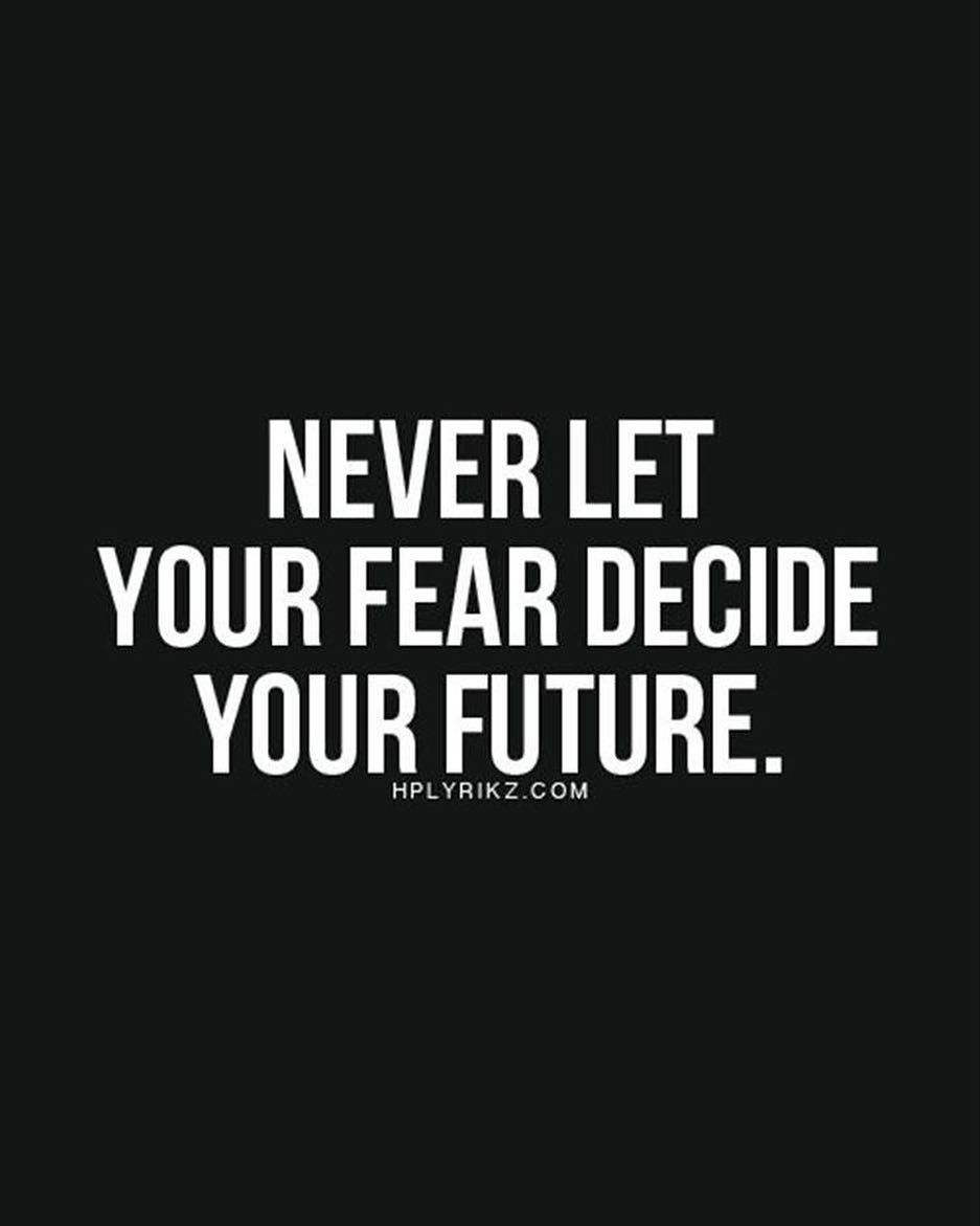 Complacency Quotes When Fear Decides The Future Complacency Sets In  Mlm Success