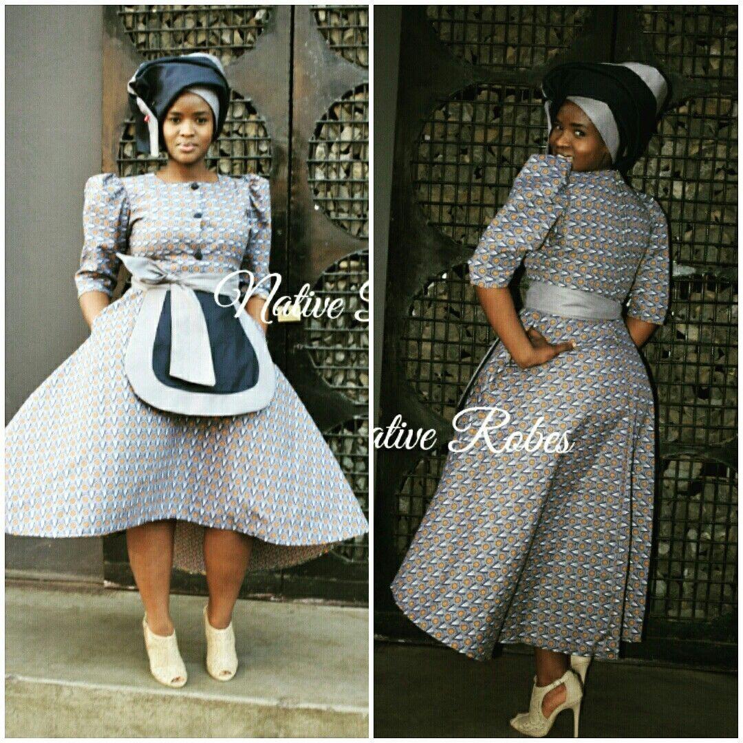 Xhosa makoti | Native Robes | Pinterest - 392.7KB