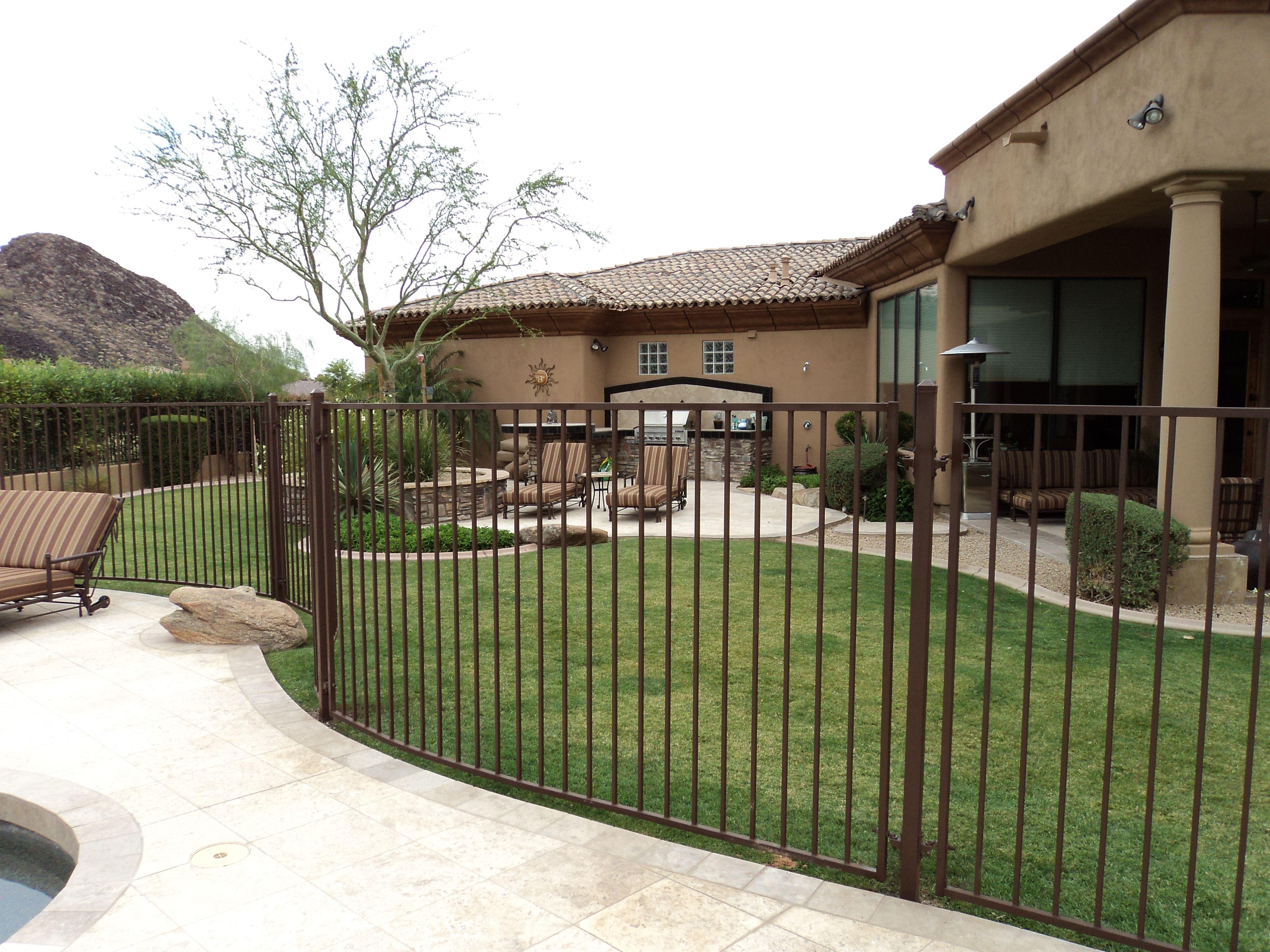 Image detail for Arizona Pool Fencing, Scottsdale Fencing