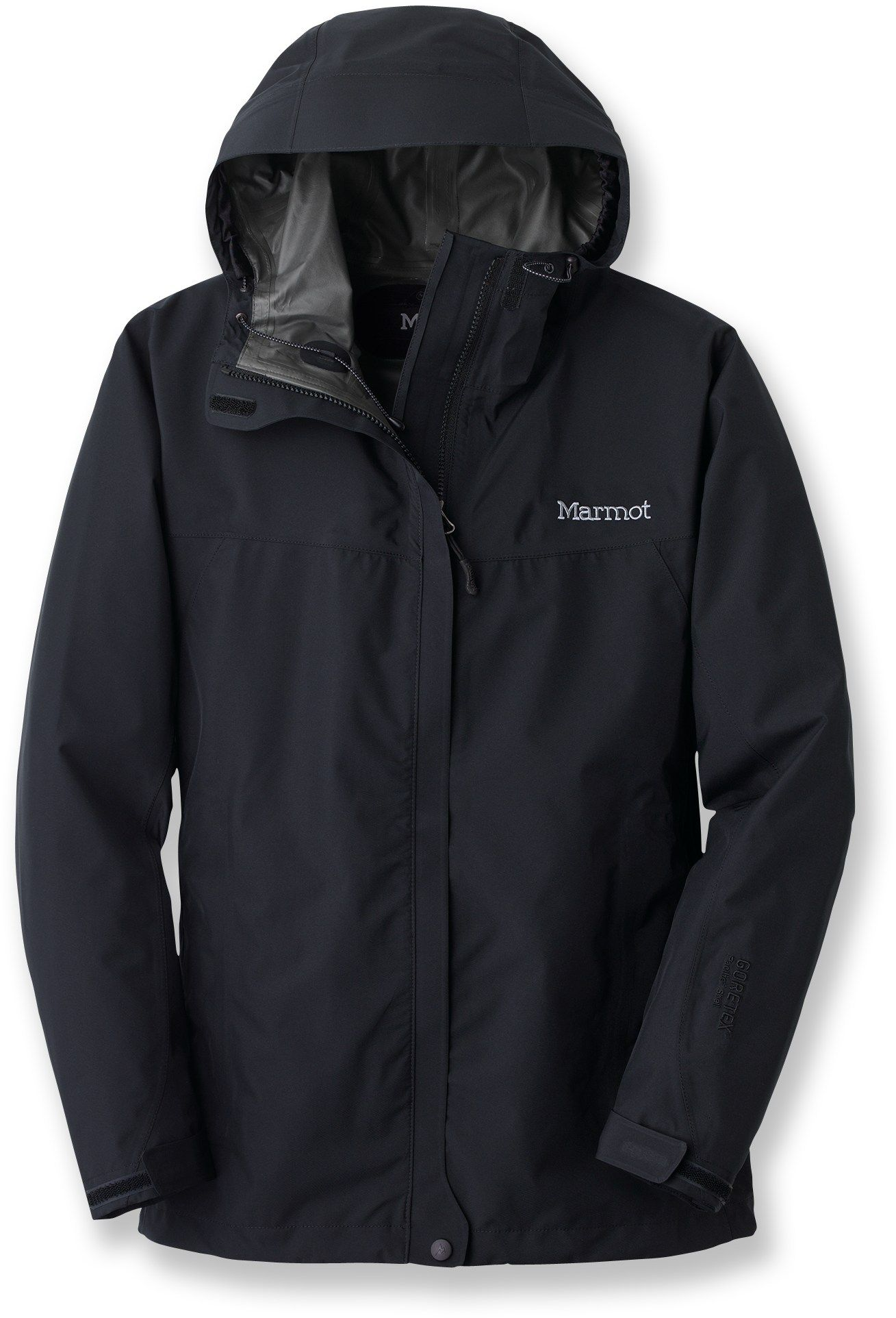Marmot Women's Minimalist Rain Jacket Deep Plum XL | Marmot ...