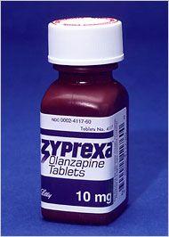 How zyprexa causes weight gain
