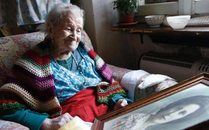 Emma Morano 1 překvapivá věc, které 117letá žena vděčí za dlouhověkost - See more at: https://www.firstclass.cz/2016/05/1-prekvapiva-vec-ktere-116leta-zena-vdeci-za-dlouhovekost/#sthash.UlqzfijR.dpuf