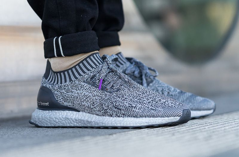 On-Feet Images Of The adidas Ultra Boost Uncaged Silver Pack •  KicksOnFire.com