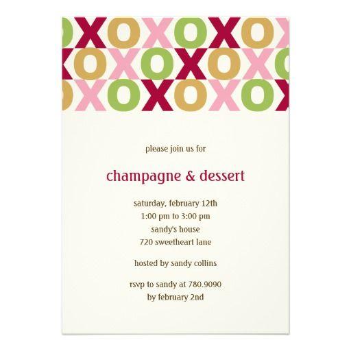 Xoxo Invitations