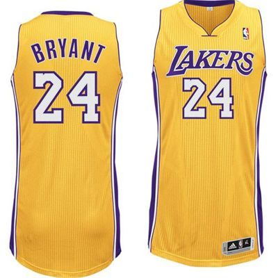 f6732804435 Kobe Bryant Revolution 30 Authentic Jersey - Los Angeles Lakers Jerseys  (Gold)