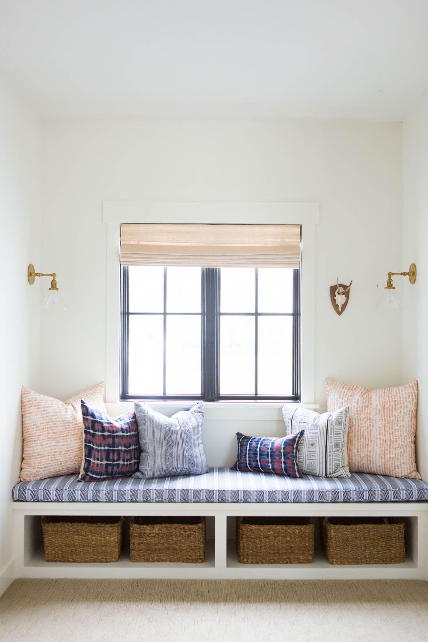 Portfolio Avondale Lane Ashley Winn Design Window Seat