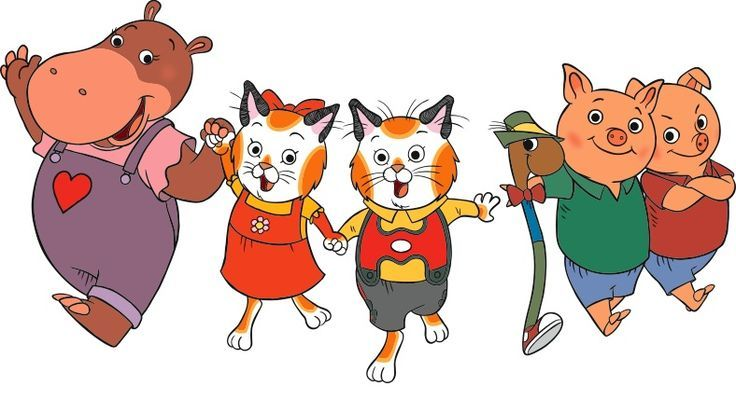 The Busytown Mysteries follows the lives of 6 of the most beloved ...