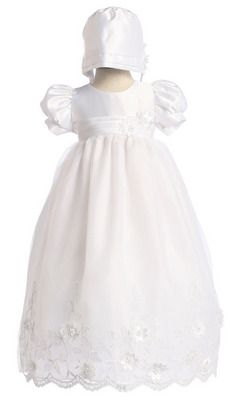 Christening Gown G110 by Sweet Kids