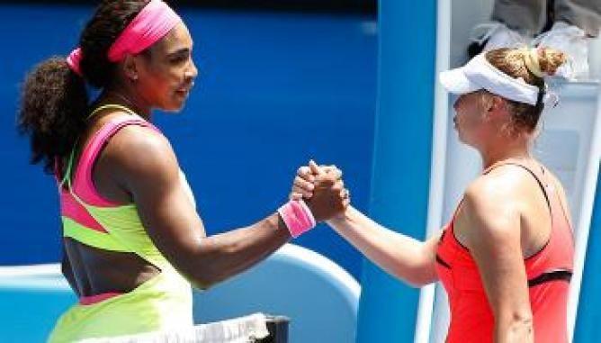 AUSTRALIAN OPEN - Serena e Venus al terzo turno, ottima Radwanska
