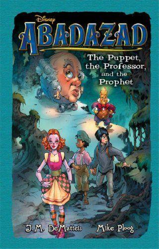The Puppet, the Professor and the Prophet (Abadazad) Harp... https://www.amazon.com/dp/000723340X/ref=cm_sw_r_pi_awdb_x_CKGnybJFA0XA9