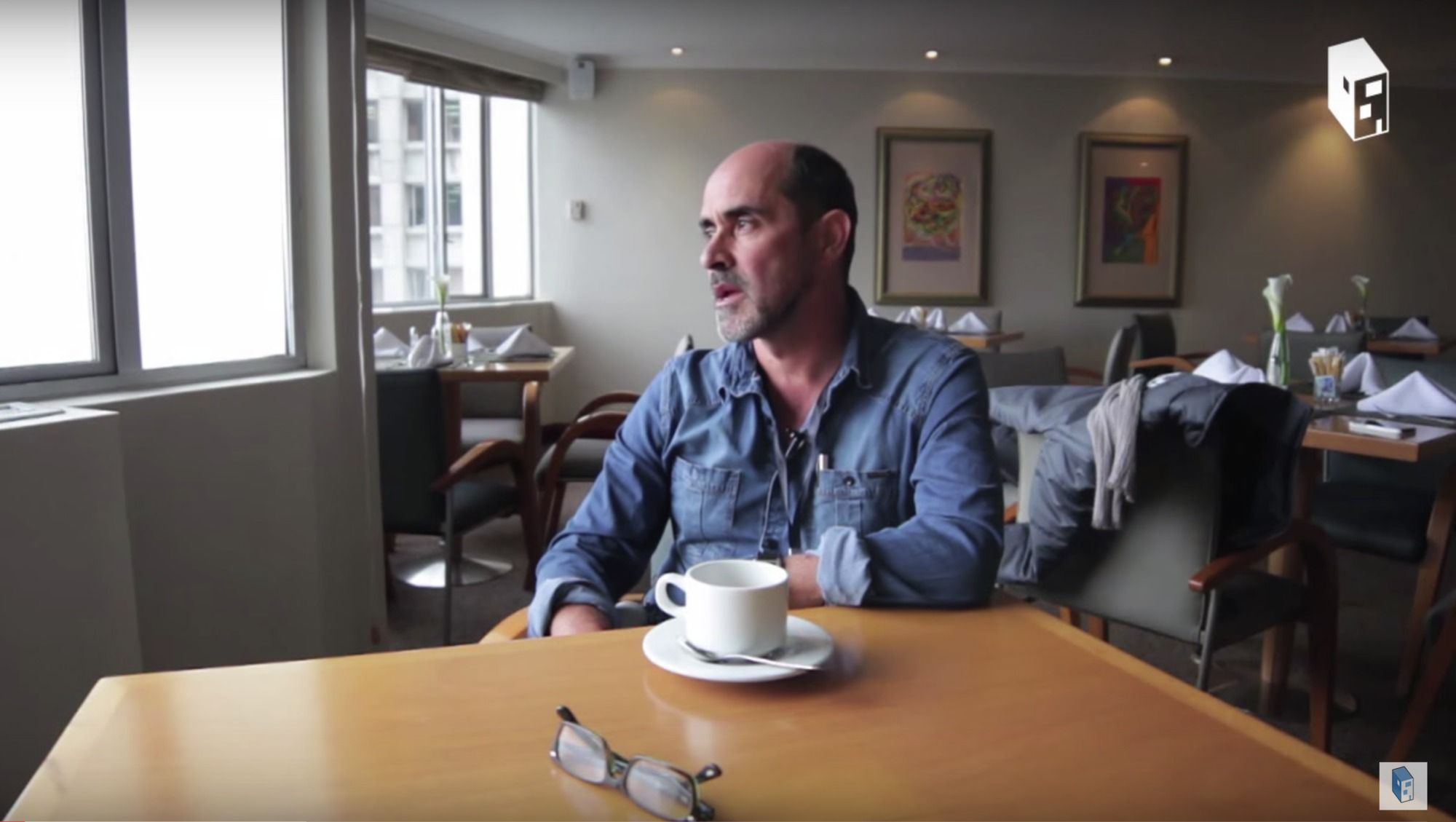 Javier Corvalán: 'La arquitectura es la construcción de ideas para ser habitadas'