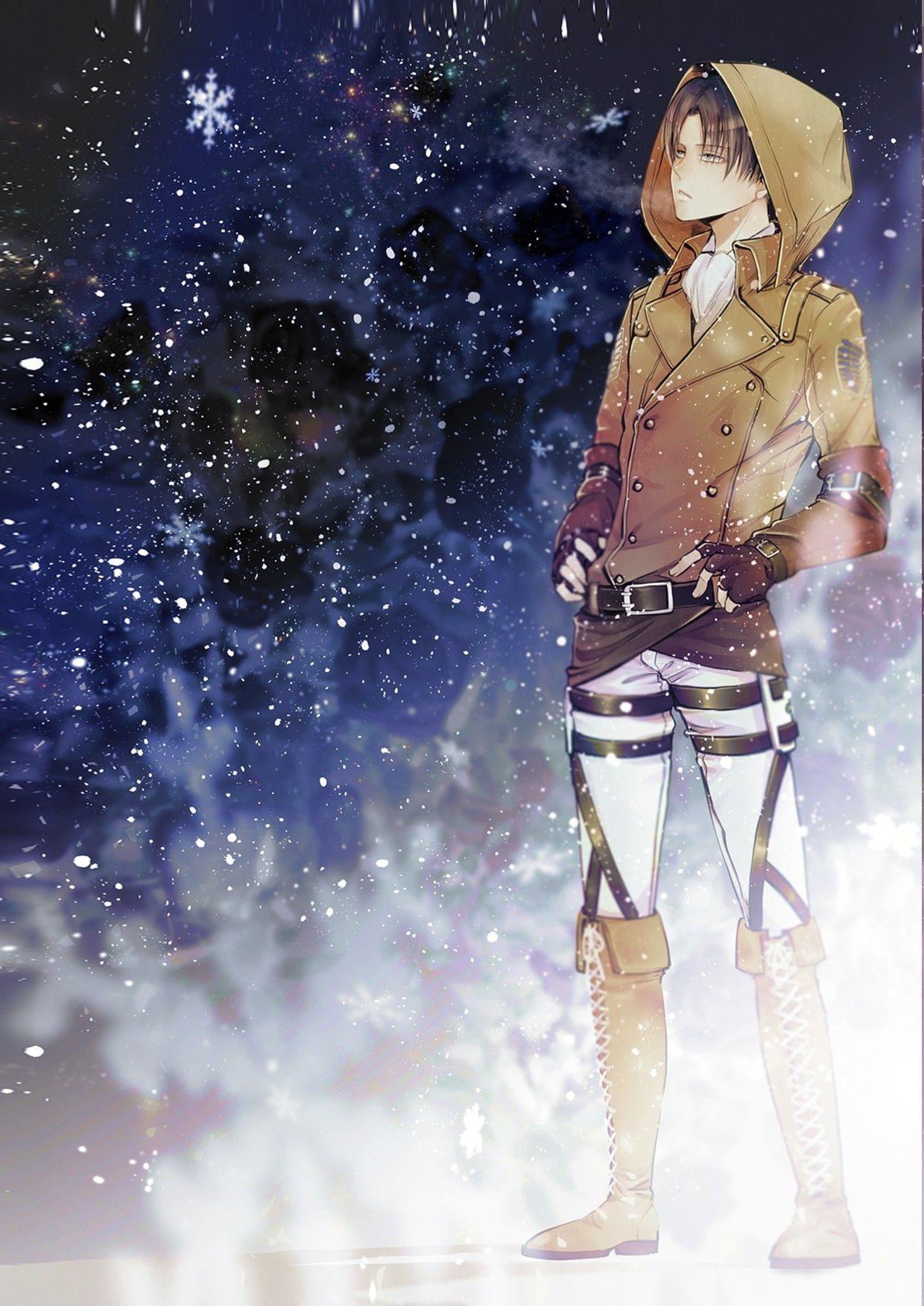 Anime Attackontitan Attackontitanfanart Attackontitanart Attackontitananime 进击的巨人 リヴァイ兵長のコスプレ レヴィ アッカーマン リヴァイ かっこいい