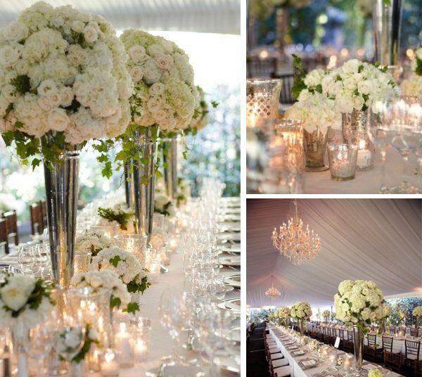 bodas arreglos florales