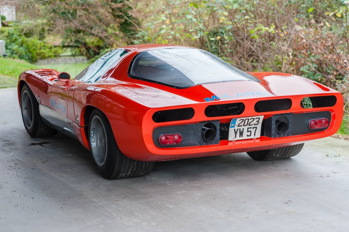 1969 mclaren m12 - coupe | classic driver market | cars