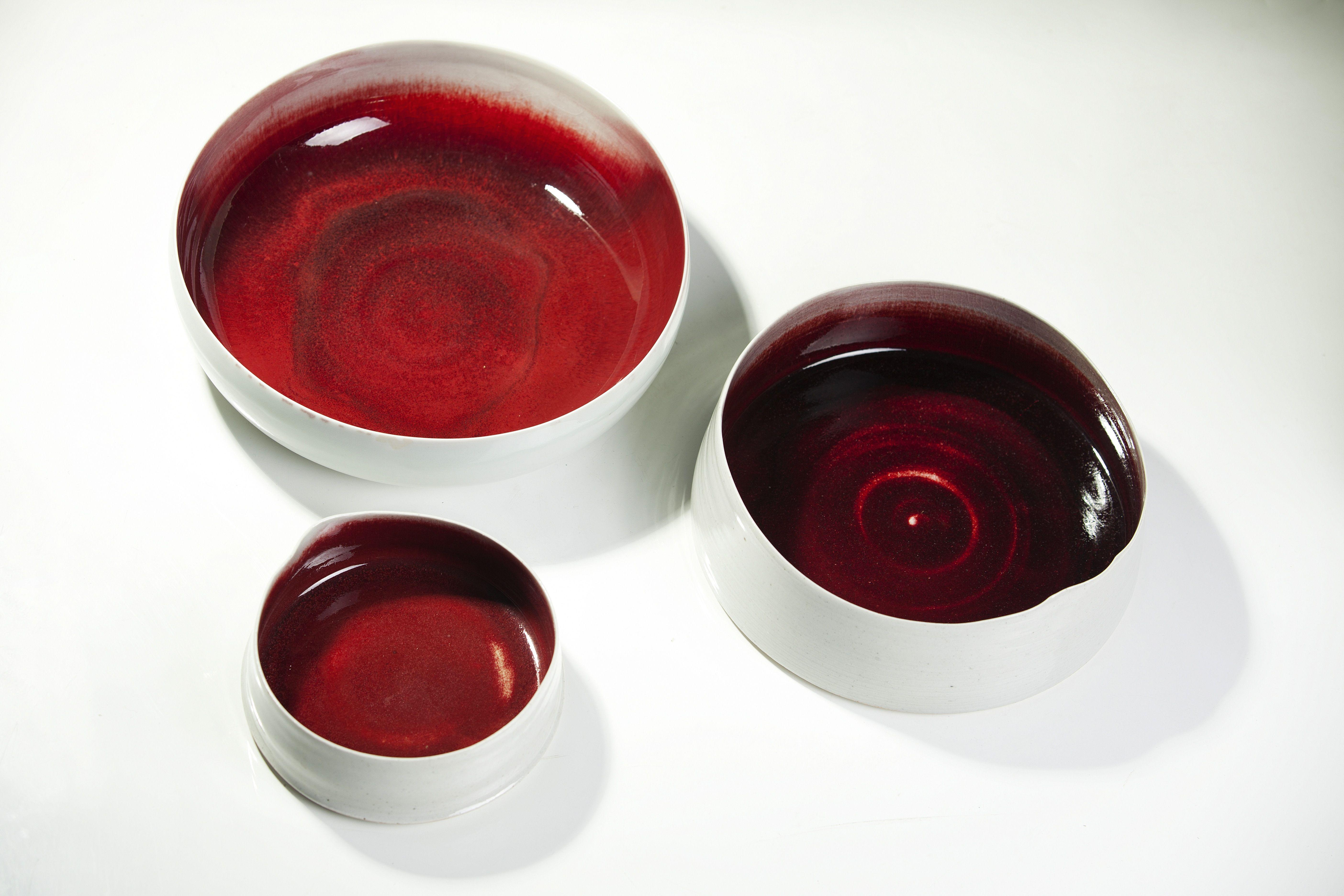 Ceramics By Ruben Alekxander Copper Red Glaze Esmalte
