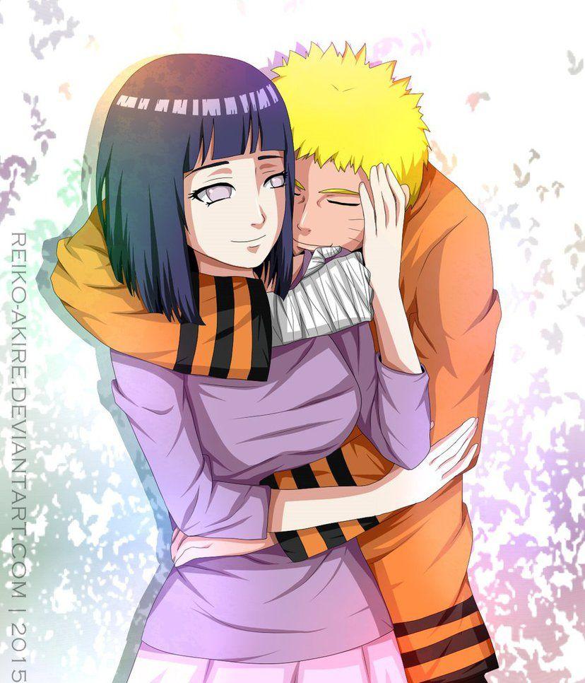 Pin Em Naruto And Hinata