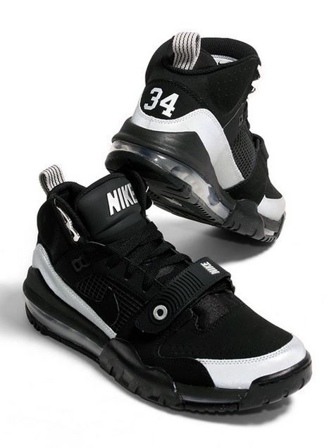 buy online f4562 38878 Nike Air Max Bo Jackson  Raiders