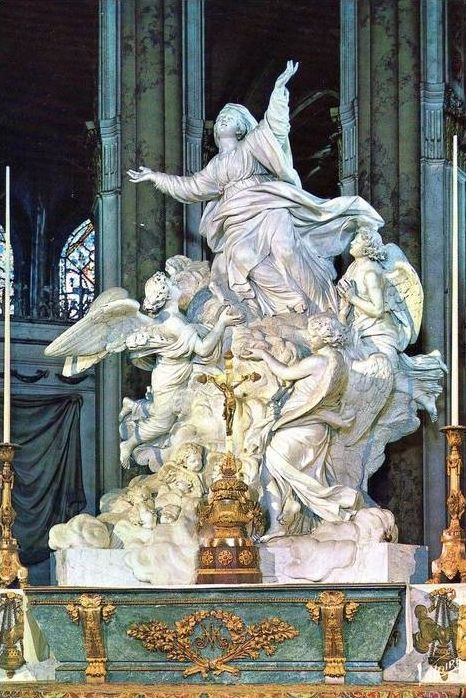 Image result for Prayer to the Virgin of Chartres