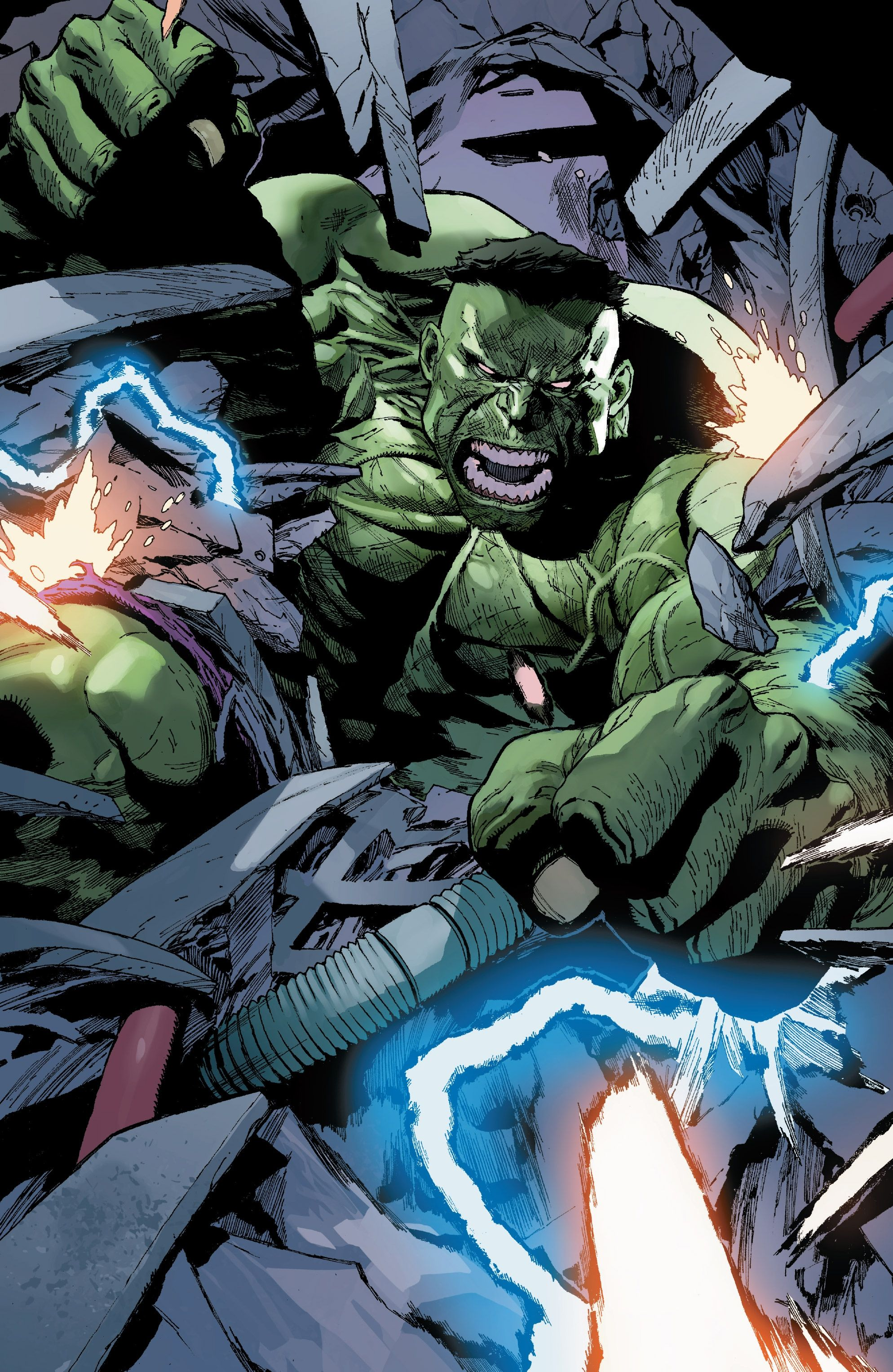 Image result for Hulk Secret Empire