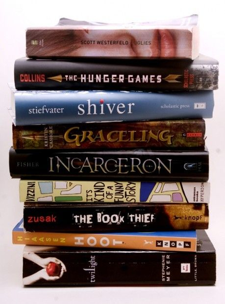 Image result for young adult novel reading