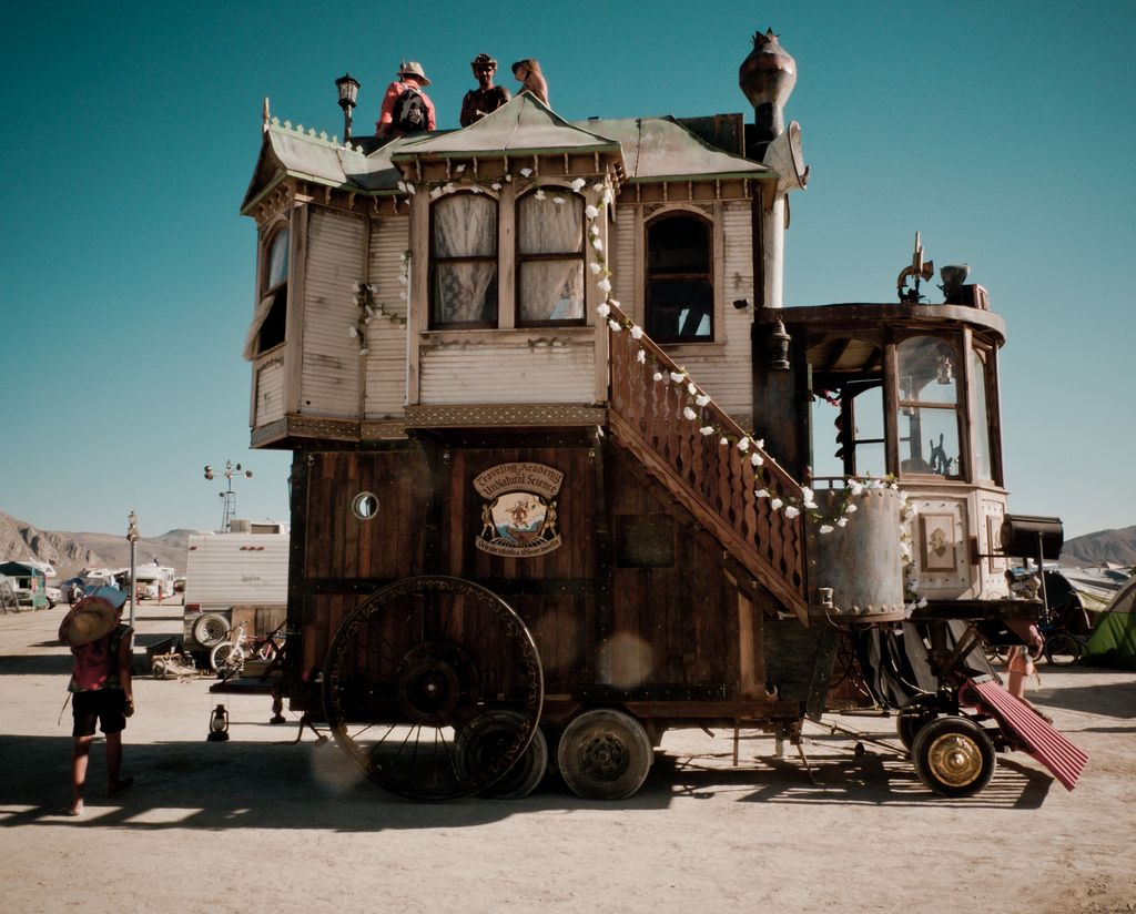 Image result for steampunk house | Compact House / Mobile ...