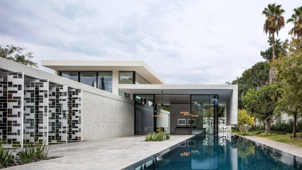 beautiful house in israel built by pitsou kedems also home casas rh pinterest