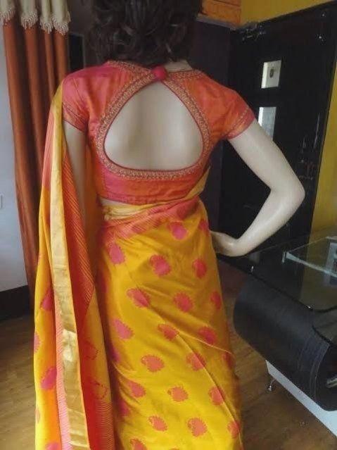 Latest blouse designs.