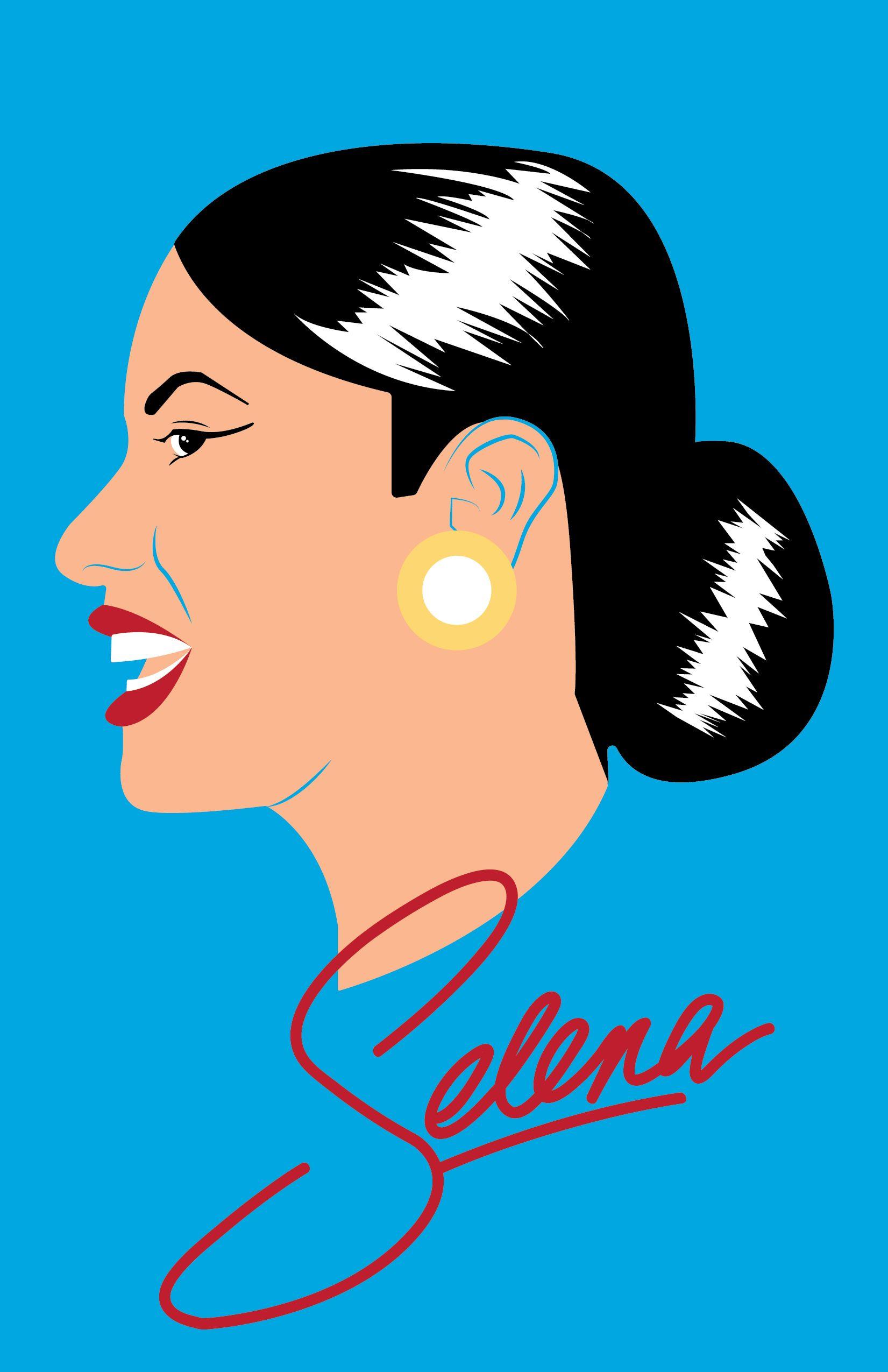 Selena Portrait Poster Selena, Selena pictures, Selena