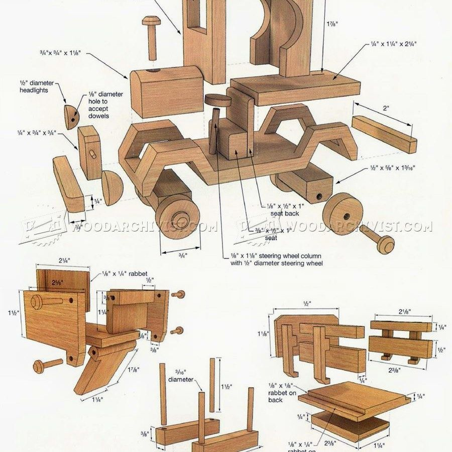 wooden toy plans designs no. 722 small wooden toy ideas you
