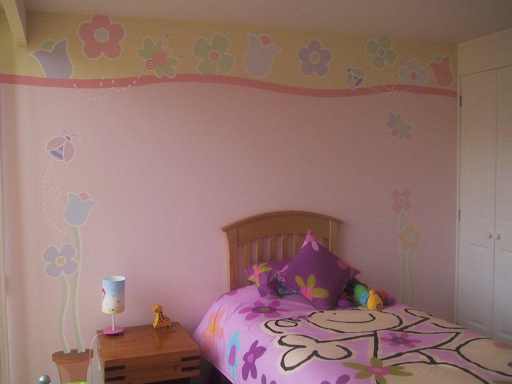 Paredes decoradas para habitacion de ni a buscar con for Ver habitaciones para ninos