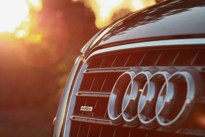 Audi A5 Sunset