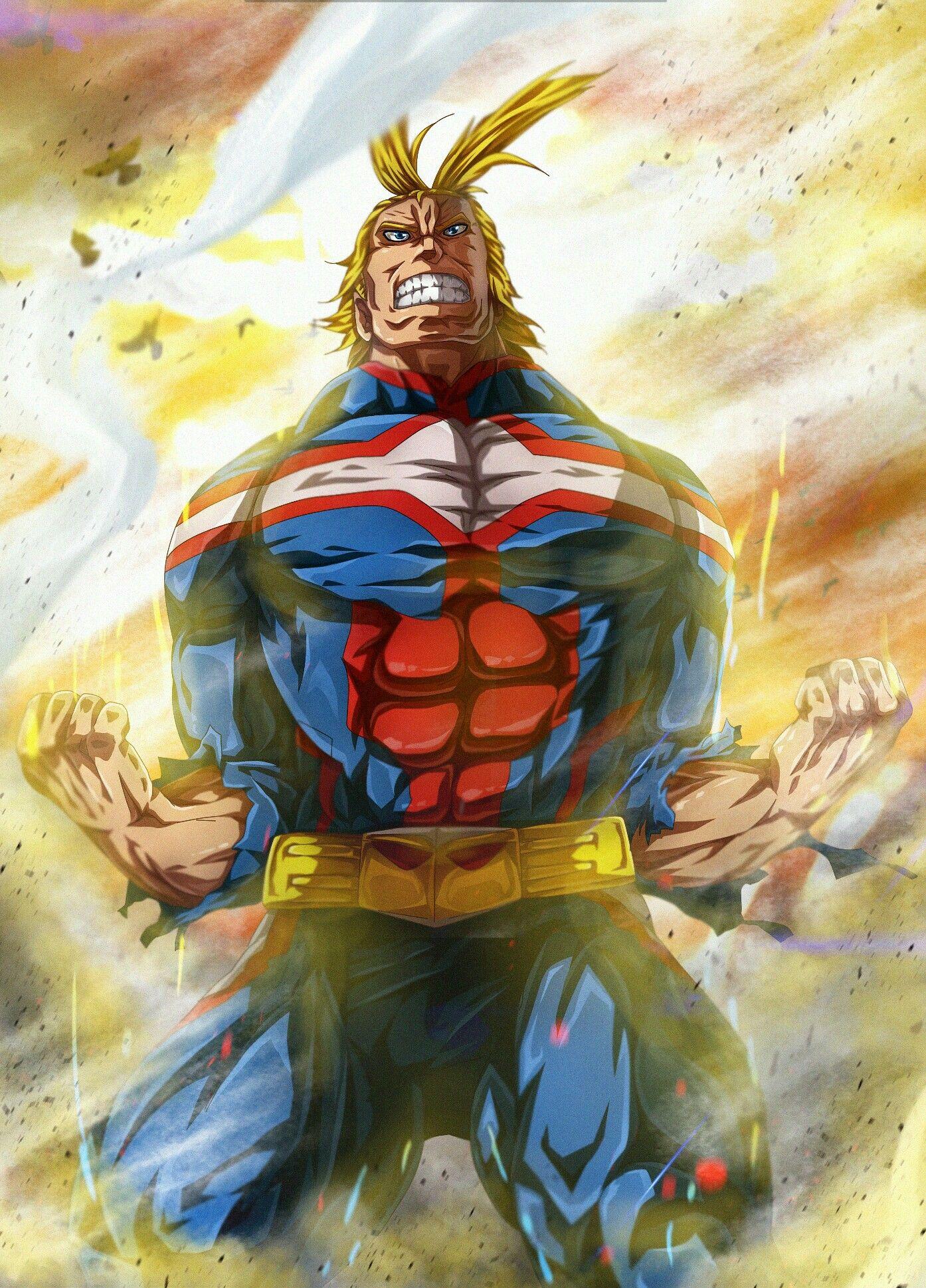 All might full power imagens) Anime, Manga anime
