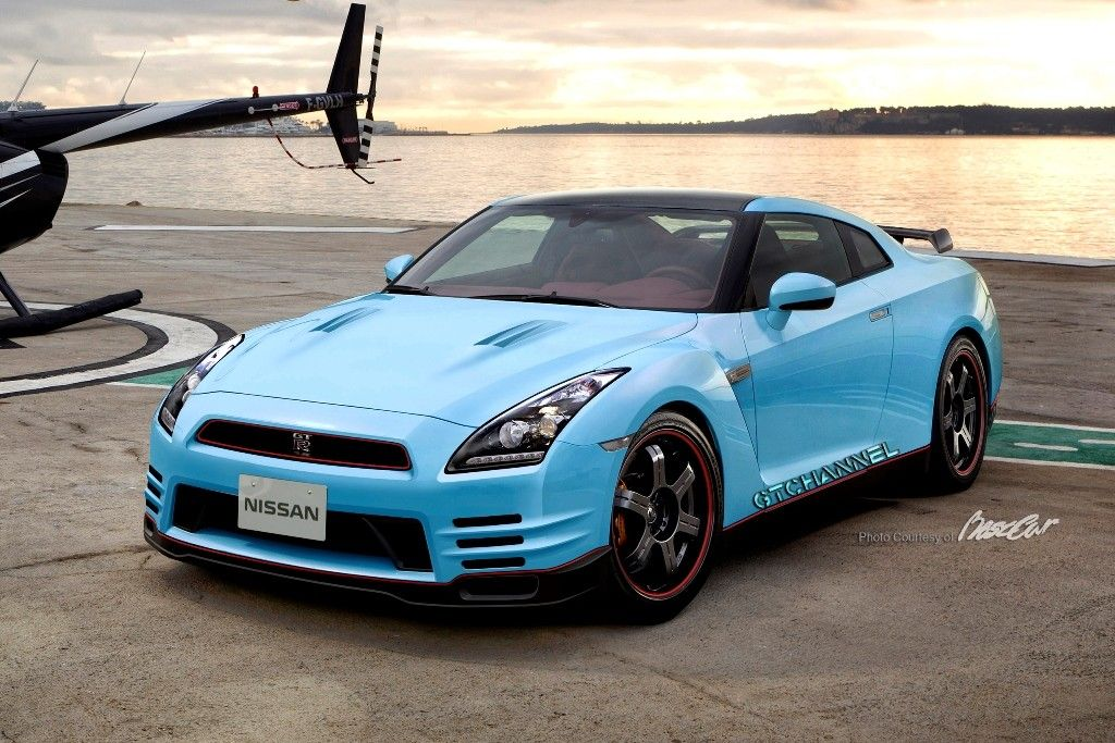 2015 Nissan Gt R Water Http://newcar Review.com/2015
