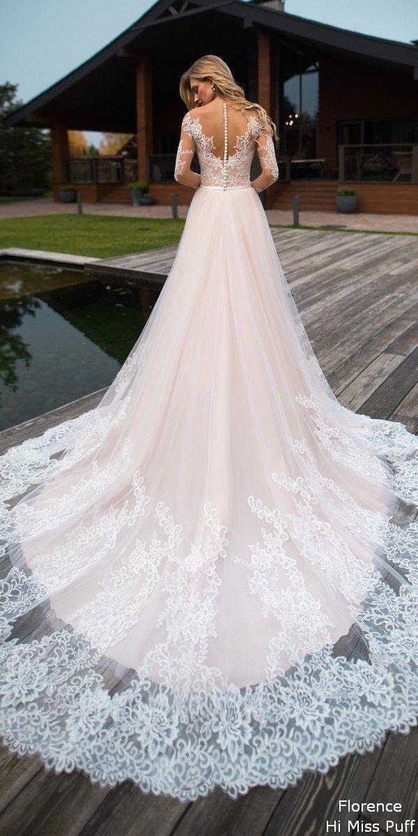 Wedding Dresses by Florence Wedding 2019 Despacito 1809 Amado 2 #wedding #weddin... 10