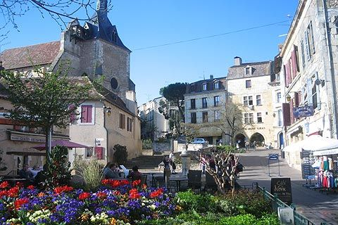 Bergerac Dordogne France France Is Really A Beautiful