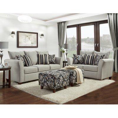 Best Hartsock 3 Piece Living Room Set In 2020 3 Piece Living 400 x 300